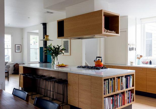 Contemporary Kitchen by Marc Dixon Architect