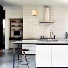 Contemporary Kitchen by Wolveridge Architects