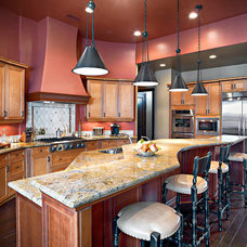 Traditional Kitchen by Trauner Designs