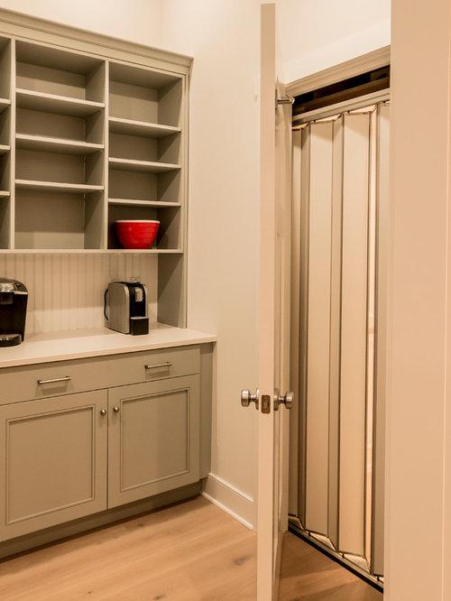 Orange Kitchen Pantry Design Ideas Renovations Photos
