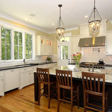 Traditional Kitchen by Brush Arbor Home Construction