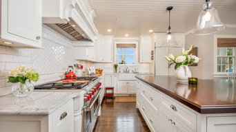 Northfield Elegant White Kitchen