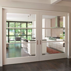 Transitional Kitchen by Stocker Hoesterey Montenegro