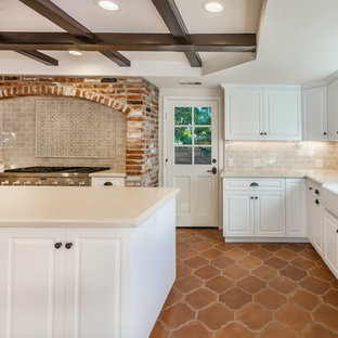 Northridge kitchen and 2 bathrooms project
