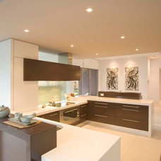 Contemporary Kitchen by Aspect Designs