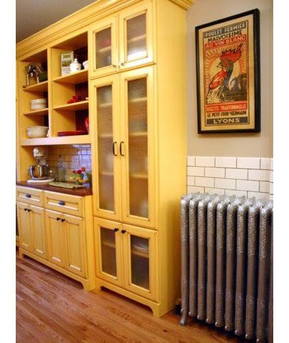 Eclectic Kitchen by Rebekah Zaveloff   KitchenLab