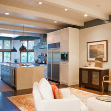Eclectic Kitchen by Marcus DiPietro, Architect