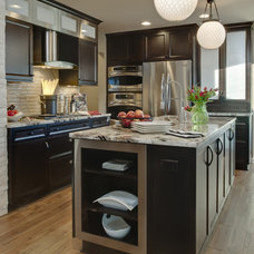 Contemporary Kitchen by Epiphany Kitchens