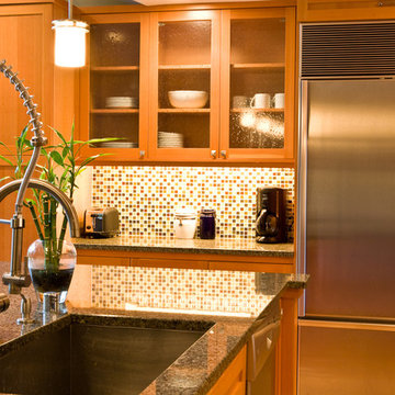 Northwest Contemporary Kitchen