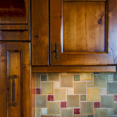 traditional kitchen by Angela Todd Designs