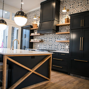 Not Just A Black & White Kitchen