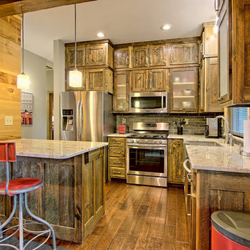Not Your Average Log Home