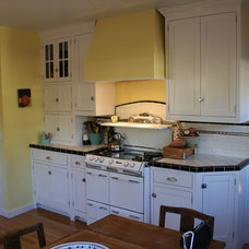 Traditional Kitchen by Custom Spaces Design
