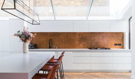 7 Ideas for Kitchen Splashbacks that Break from the Norm