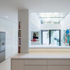 Contemporary Kitchen by Moxon Architects