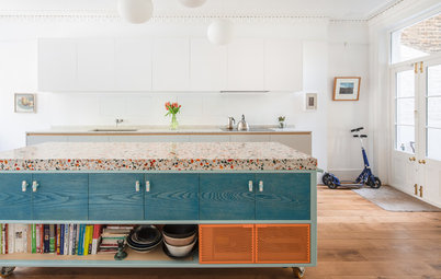 10 Alternative Materials for Your Kitchen Worktop
