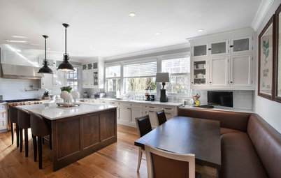 Kitchen of the Week: Great for the Chefs, Friendly to the Family