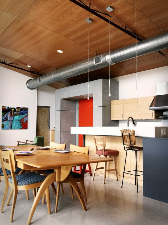 26,565 Exposed Duct Work Home Design Photos