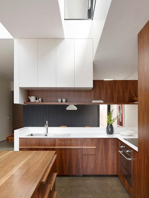 saveemail - Modern Wood Kitchen Cabinets