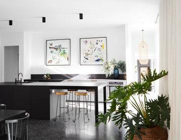 Number 16- Kitchen Living Area