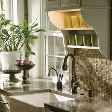 Eclectic Kitchen by Mosaik Design & Remodeling