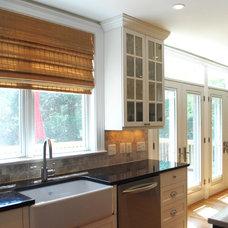 Traditional Kitchen by William L.  Feeney Architect LLC