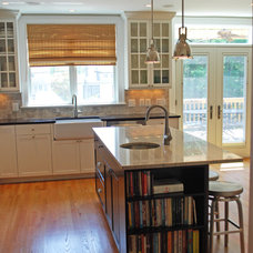 Traditional Kitchen by William L.  Feeney Architect LLC