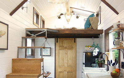Cool Ideas to Borrow From Tiny Houses