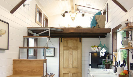 Cool Ideas to Borrow From Tiny Houses