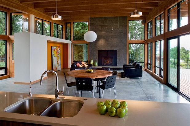 Modern Kitchen By Hammer U0026 Hand