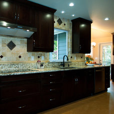 Traditional Kitchen by A Kitchen That Works LLC