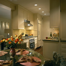 Transitional Kitchen by Culin & Colella, Inc.