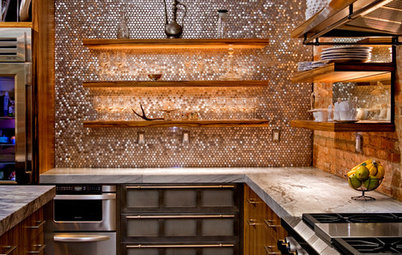 Heavy Metals: 12 Rooms With Dazzling Metallic Decor