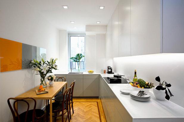 Endlich geschmackvoll! 8 Küchen im Vorher-Nachher-Vergleich