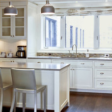 Traditional Kitchen by Naiztat + Ham Architects, P.C
