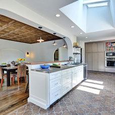 Mediterranean Kitchen by LETTER FOUR, LLC