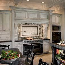 Traditional Kitchen by Gina Spiller Design