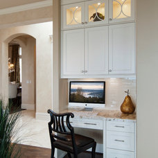 Traditional Kitchen by Solo Design, LLC