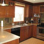 Kitchen Craftsman Kitchen Indianapolis By Susan