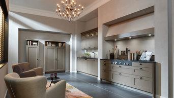 Oak Agate Grey German Kitchen