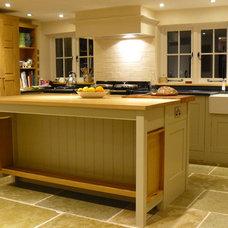 Traditional Kitchen by Nick Thwaites Furniture
