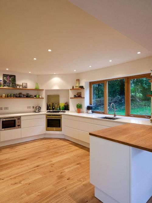 Corner Hob Home Design Ideas Renovations amp Photos