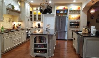 Oak Hill kitchen