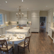 Traditional Kitchen by WoodWorks INC.