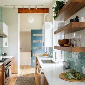Oak Hills Mid Century Modern