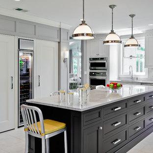 Oak Park Kitchen by TZS Design