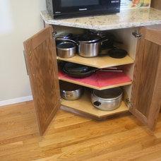 Craftsman Kitchen by Wendy Prodaniuk - Superior Cabinets