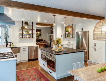 OAK STREET | kitchen remodel