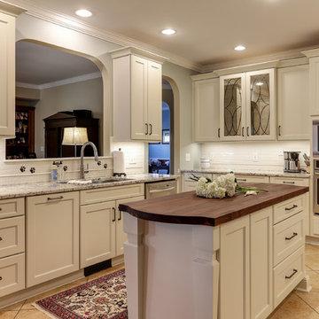 Oakcroft Kitchen Upfit