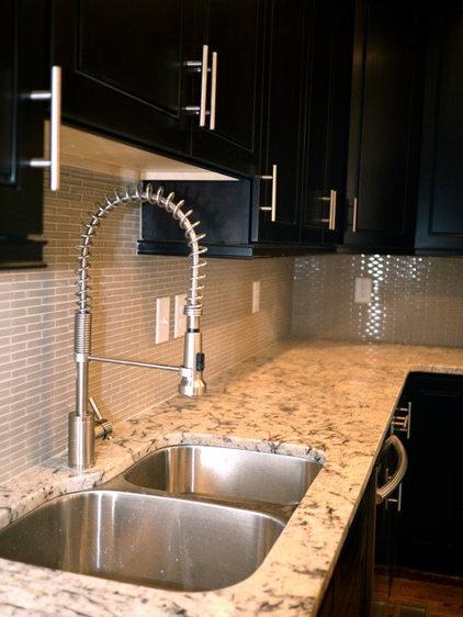 Contemporary Kitchen by J. Smyth Design, LLC